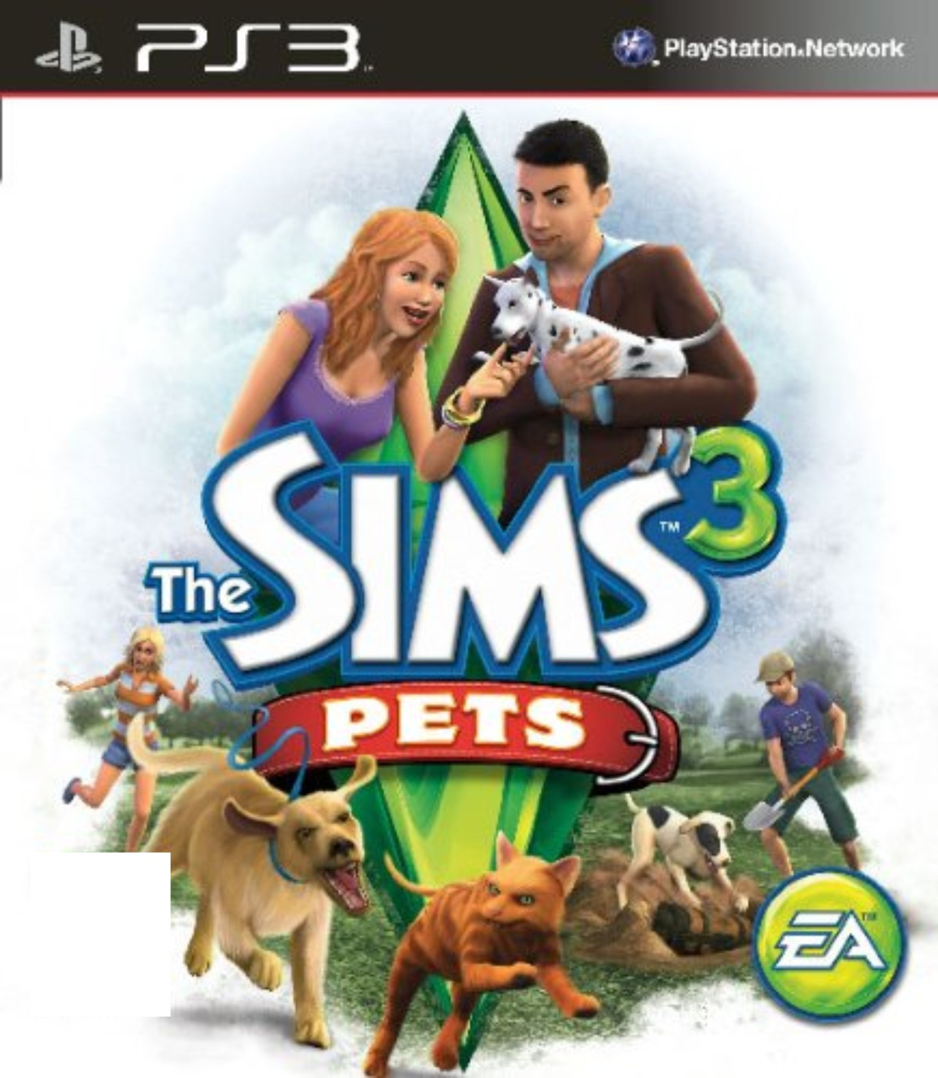 The Sims 3 Pets | CFW 3.55 | PS3 ISO Games | US 4 PLAYSTATION