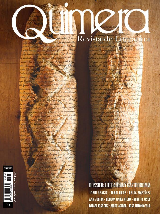 Entrevista en Revista Quimera