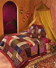 Decoraci n dormitorio estilo rabe cocinas modernass - Decoracion arabe dormitorio ...