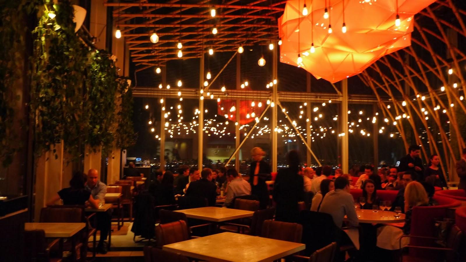 Sushisamba London restaurant review