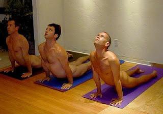 Yoga Telanjang