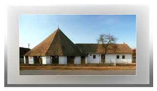 Un mulino antico, Kikinda, Serbia