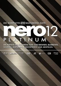 Nero 12 Platinum 12 e Serial