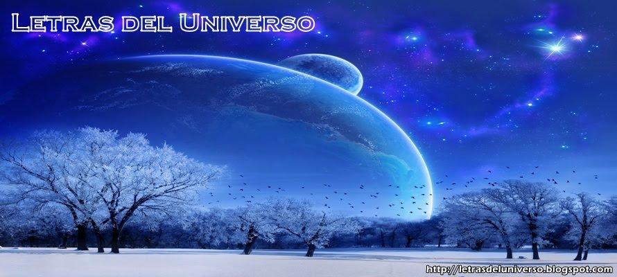 Letras del Universo