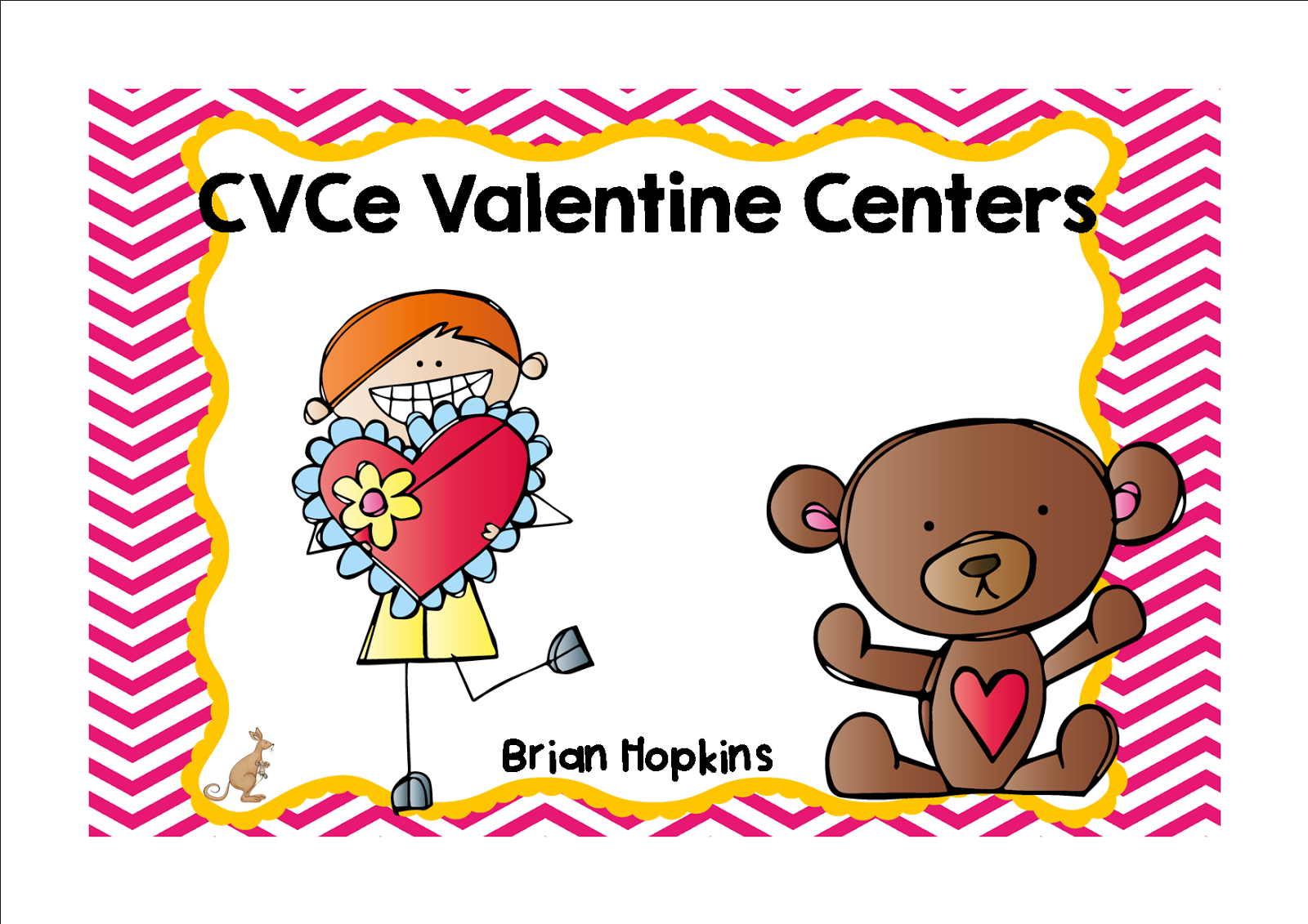 https://www.teacherspayteachers.com/Product/Valentine-CVCe-Word-Work-Centers-1661024