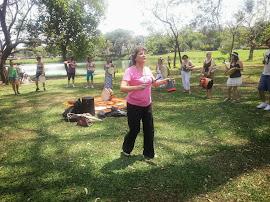 SAMPAdrum - Roda de Tambores de OUT foi 10 !!!!