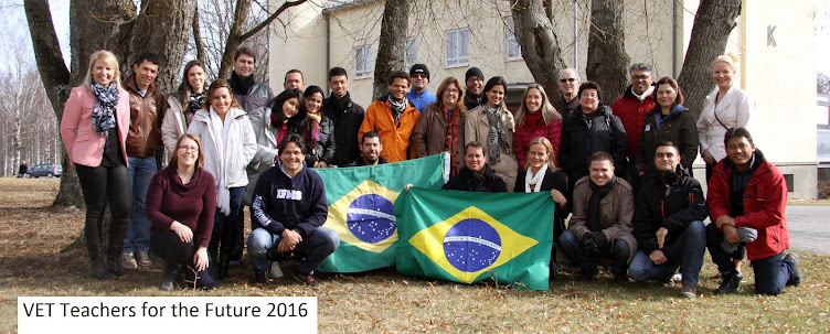 VET Teachers for the Future 2016 Course Blog