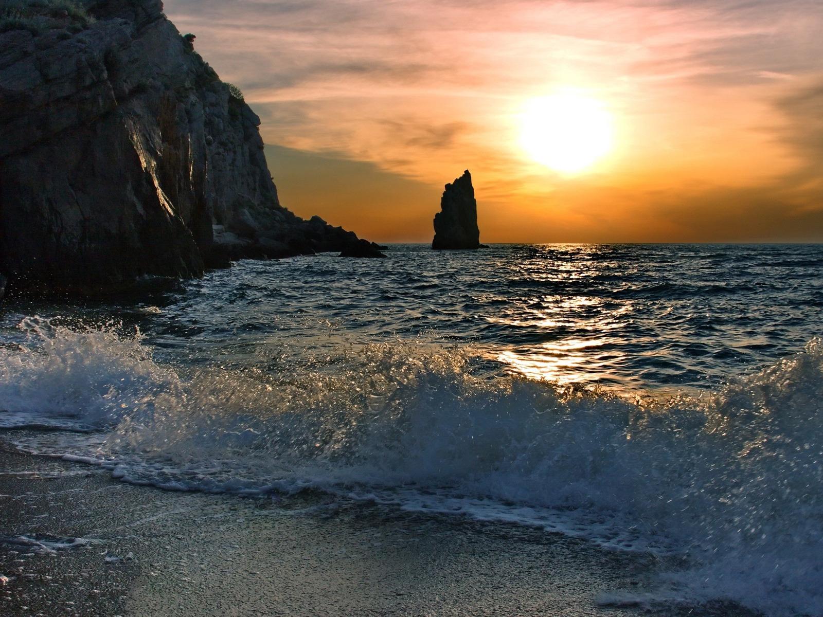 Wallpaper online romantic beach the high quality nature for Fond ecran plage gratuit