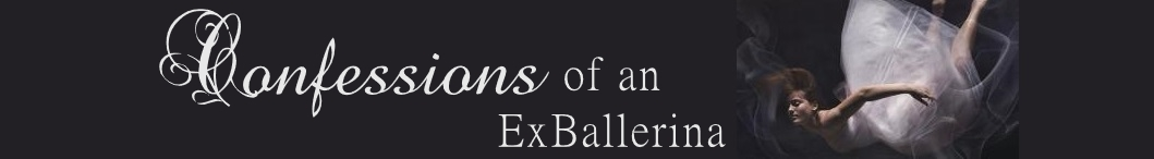 Confessions of an Ex-Ballerina