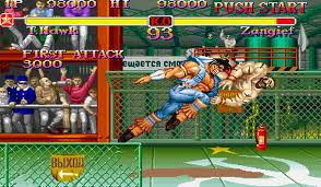 Street Fighter vs Fatal Fury II