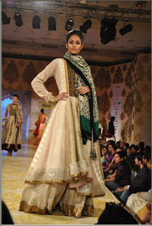 manish malhotra saree collection 2011