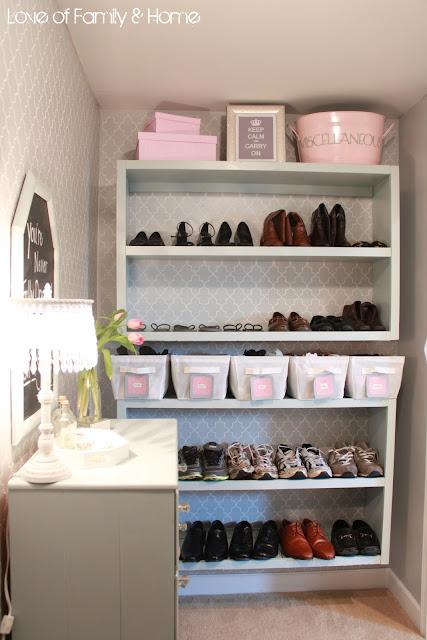 master closet makeover reveal love of family home