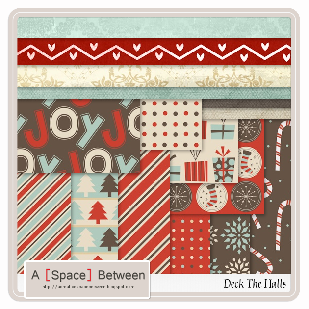 Scrapkit: Deck The Halls
