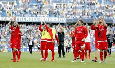 Málaga Sevilla