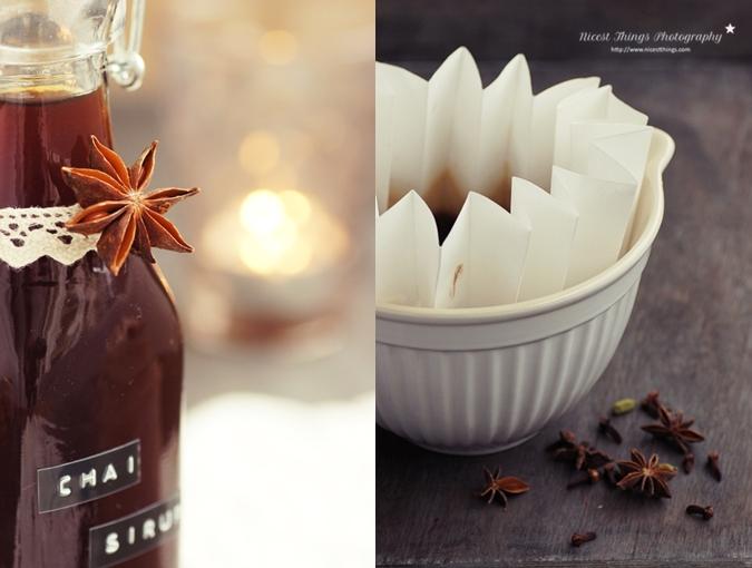 chai sirup rezept diy chai sirup selber machen nicest things. Black Bedroom Furniture Sets. Home Design Ideas