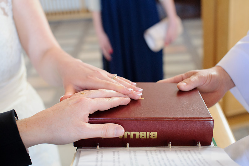 Biblija ir vestuvės