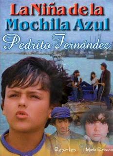 Девочка с синим ранцем / La niña de la mochila azul. 1979.