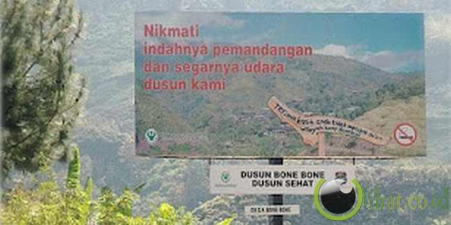 Desa Bone-Bone, Sulawesi Selatan