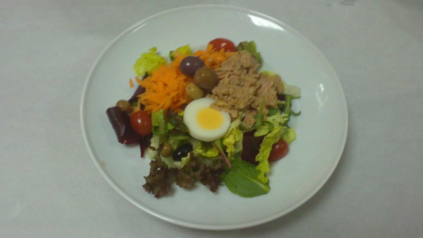 Recetas faciles de pasteles y comida ensaladas frescas for Comidas frescas