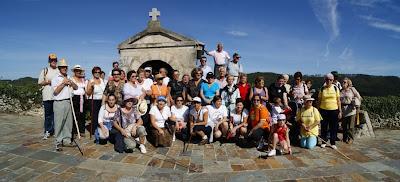 III Encuentro de Peregrinos en el Santo Cristo de El Bau