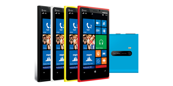 Nokia Lumia 920 for AT&T