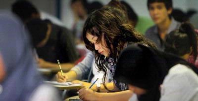 Pendaftaran Seleksi Tulis Masuk PTN
