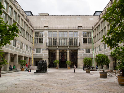 Kunstmuseum - Museo del Arte Basilea