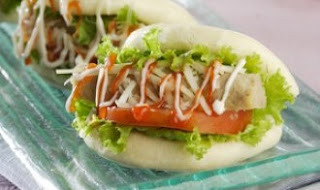cara membuat hot dog mini enak