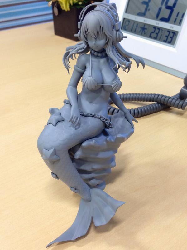 Sonico in versione Sirena dalla Furyu