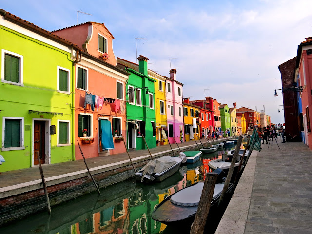 burano water canal
