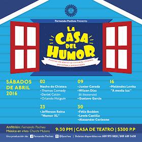 La Casa del Humor
