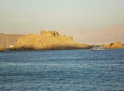 Остров фараонов Таба