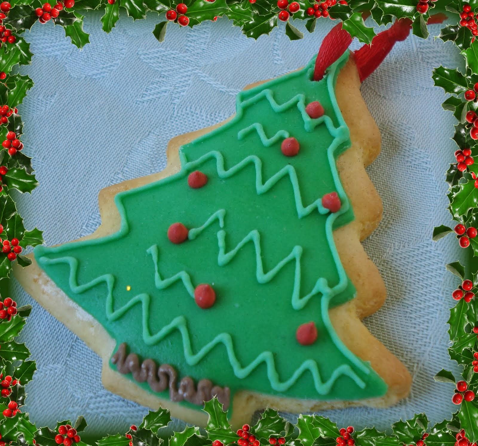 Albero Di Natale Fatto Con I Biscotti.Fatto In Casa Ricetta Biscotti Ad Albero Di Natale Fatti In Casa