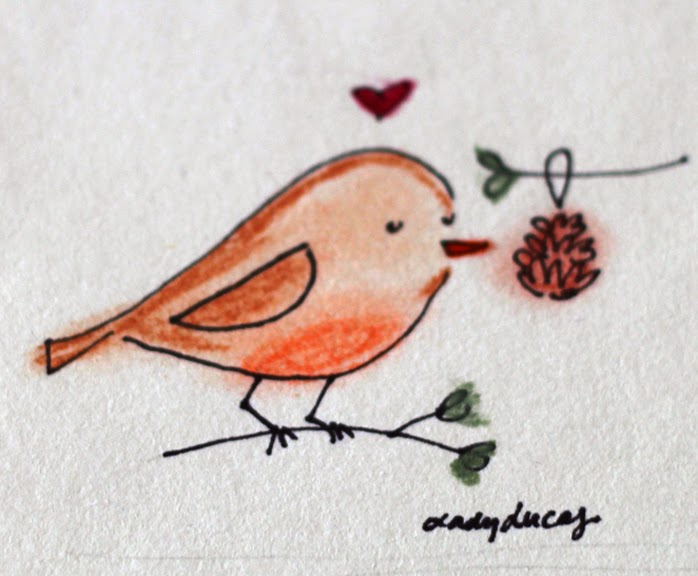 Birdseed Craft for the New Year | Lady Lucas