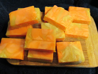 Lemongrass & Sweet Orange Soap