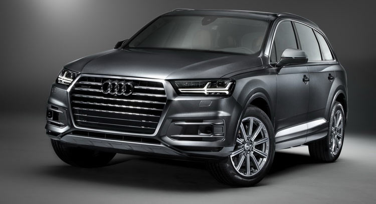 Audi Releases US Pricing For New Q7; 3.0TFSI Starts At $55,750