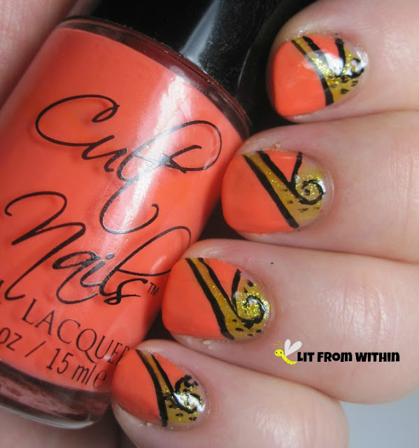 Cult Nails - Be Loco... All Out!