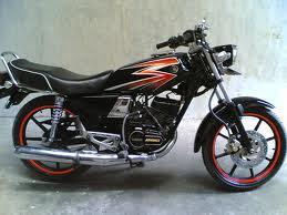 Motor-Cycle-Modifikasi: Modifikasi Yamaha RX King