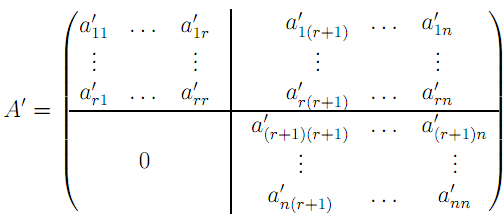 Linear Algebra: #11 Eigenvalues, Eigenspaces, Matrices which can be Diagonalized equation pic 1