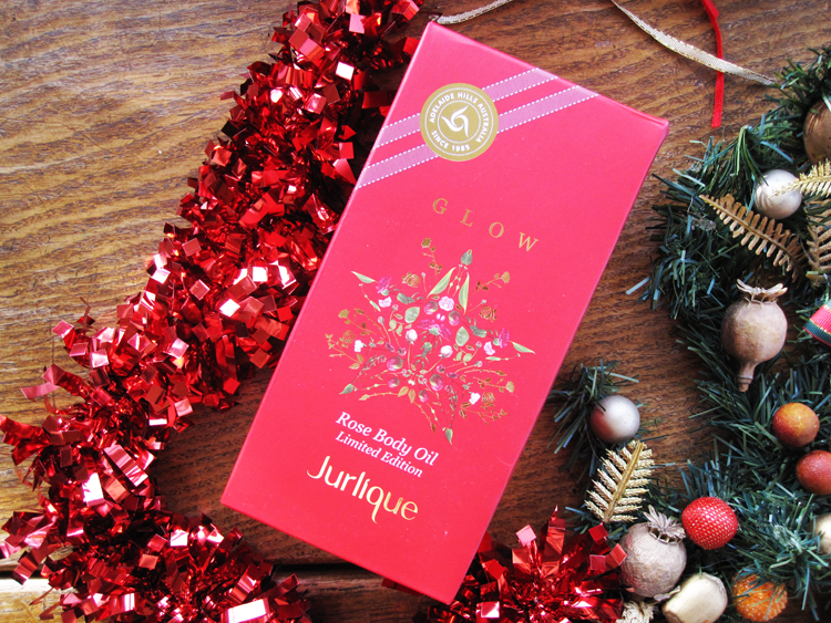 Jurlique Limited Edition Rose Body Oil review