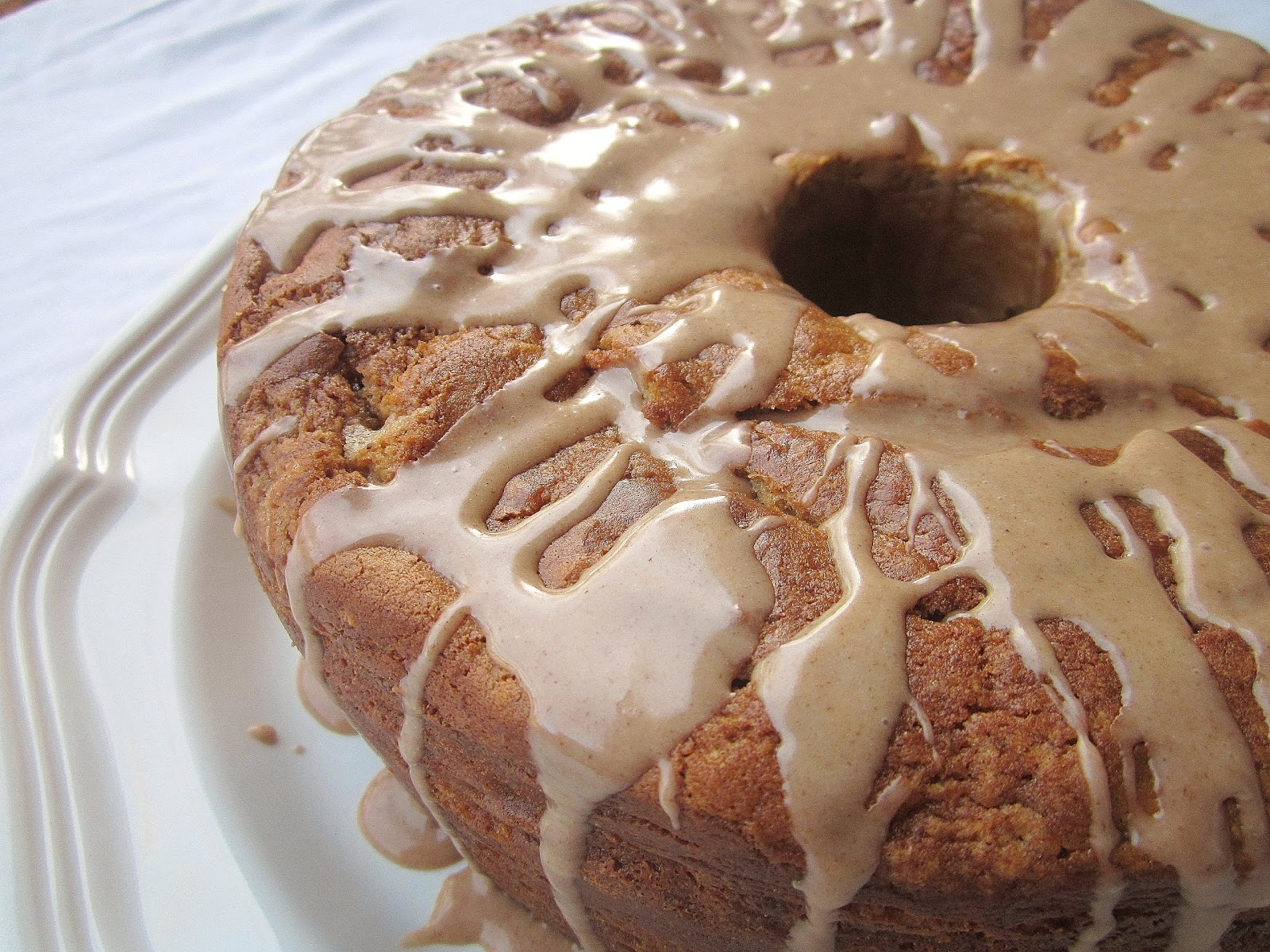 Glazed Apple Cakes With Cinnamon Sugar Recipes — Dishmaps