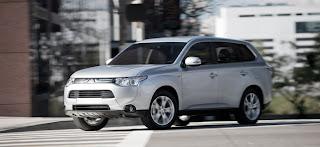 Mitsubishi 2014 Outlander