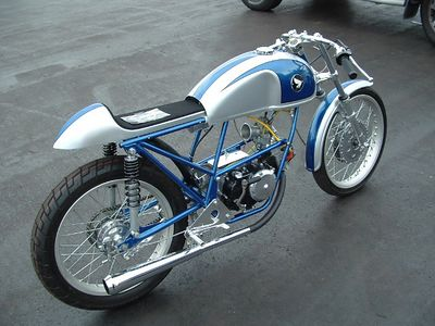 modification motorcycyle honda