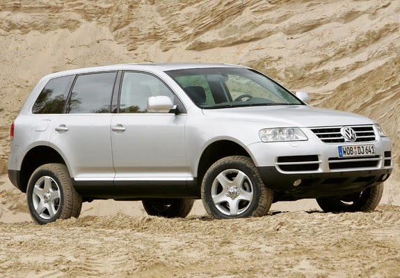 the ultimate car guide car profiles volkswagen touareg 2004 2006. Black Bedroom Furniture Sets. Home Design Ideas