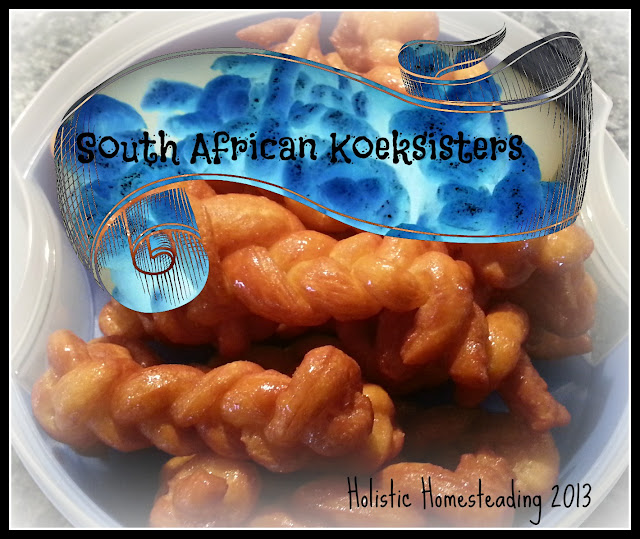 South African Koeksisters