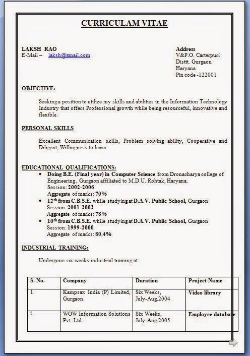 make free resume