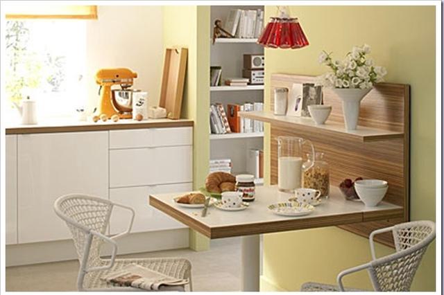 decoracao de interiores de cozinhas pequenas : decoracao de interiores de cozinhas pequenas:Cozinhas pequenas, planejadas e lindas – USANDO MODA