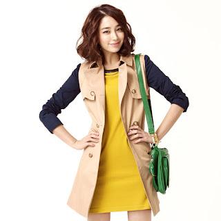 Biodata Lee Min Jung