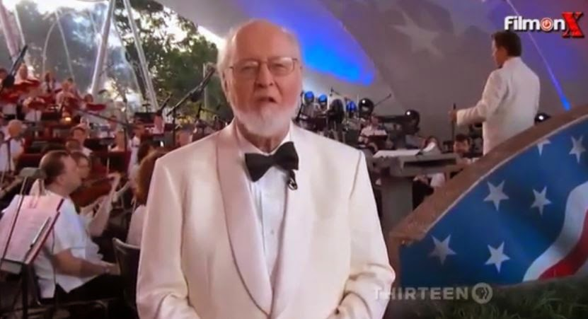 john williams star spangled banner