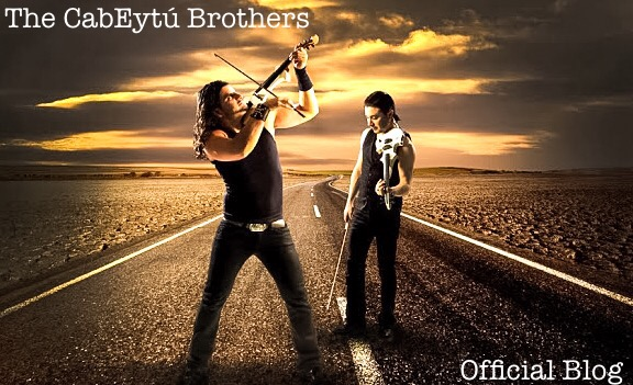 The CabEytú Brothers Official Blog